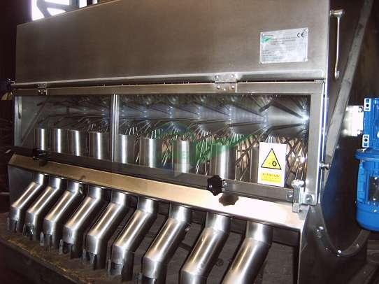 Maquinaria a medida sector alimentario